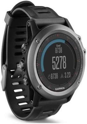 Garmin Fenix 3 Smartwatch (Black Strap)