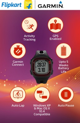 Garmin Forerunner 10 Smart Watches