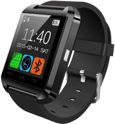 Niki NIKI Black Smartwatch (Black Strap)