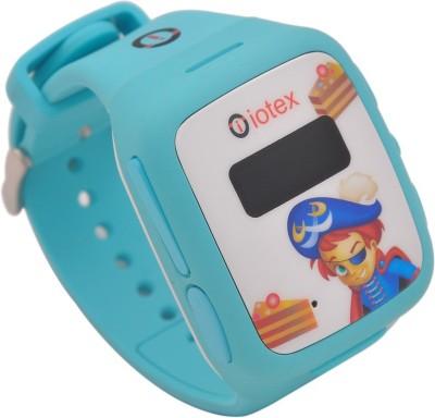 Iotex Xwatch Kids Smartwatch (Blue Strap)