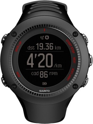 SUUNTO-SS021256000-Ambit3-Run-Digital-Smartwatch