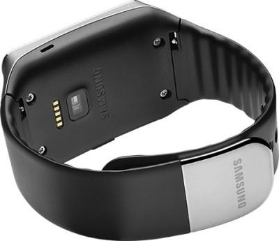 SAMSUNG Gear Live Smartwatch (Black Strap)