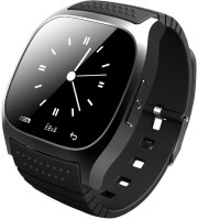 OPTA Basic Bluetooth Smart Watch Android And IOS Series Smartwatch (Black Strap)