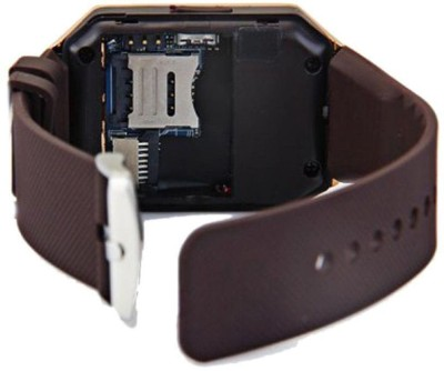 Lovato SP0016 Smartwatch (Brown Strap L)