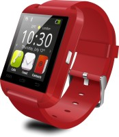 Zigmo U8 Smart Watch Smartwatch (Red)