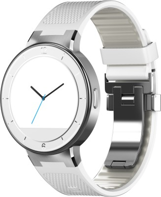 Alcatel One Touch Watch White Smartwatch (White Strap)