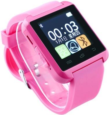 epresent Bluetooth Smartwatch (Pink Strap)