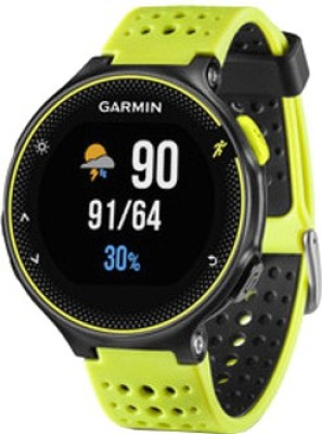 Garmin Forerunner 230 Yellow Smartwatch (Yellow Strap)