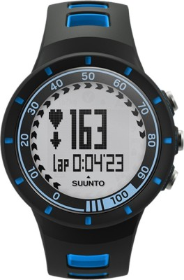 Suunto SS19159000 Quest Digital Smartwatch (Blue Strap)