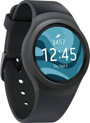 Spot Dealz SD – Gear - 2 Smartwatch (Black Strap)
