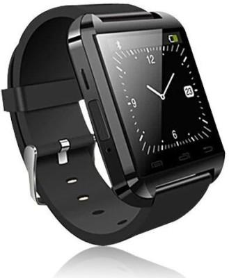 Dillionline U8 Smartwatch (Black Strap)