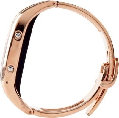 Urbannsmart gold bracelet Smartwatch (Gold Strap)