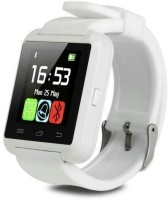 Red Knight Bluetooth Smart Watch Smartwatch (White Strap)