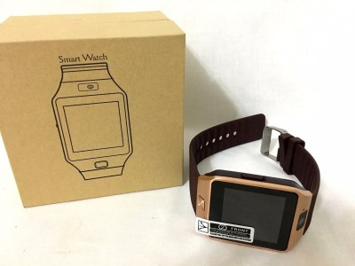 VibeX ™ DVR Camera Mobile Bluetooth SIM Card GSM TF Card Supportable Multicolor Smartwatch (Multicolor Strap Free Size)