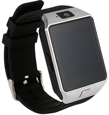 Introvert Spot Smartwatch (Black Strap)