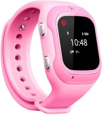 TRAK Trak Gps Watch Pink Smartwatch (Pink Strap M)