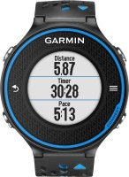 Garmin Forerunner 620 With HRM Smartwatch (Blue, Black)