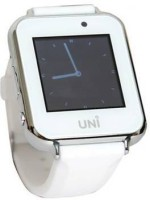 UNI N-7100 Smart Watch Cum Health Band With 2 Additional Wrist Bands Smartwatch (Yellow, White, Blue)
