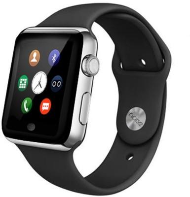 Noise Urge Black Smartwatch (Black Strap)