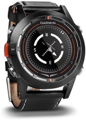 Garmin Pilot black Smartwatch (Black Strap)