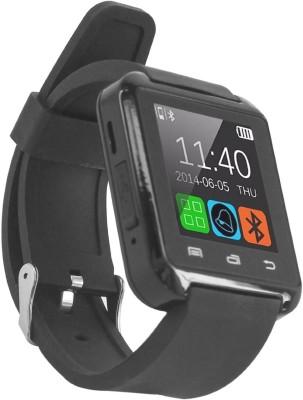 Micomy U8 Smartwatch (Black Strap)