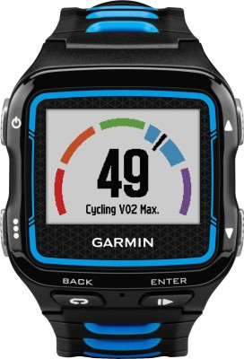 Garmin Forerunner 920XT GPS with HRM Smartwatch (Blue, Black Strap)