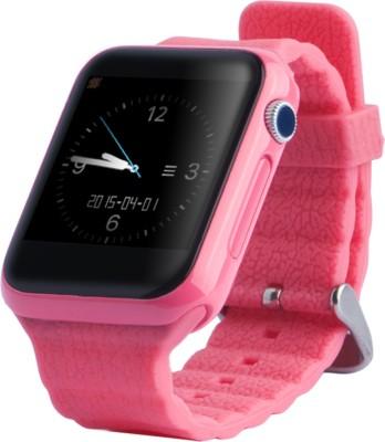 FindU FY02S Smartwatch (Pink Strap)