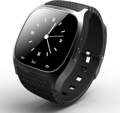 Maya M26 Smartwatch (Black Strap)