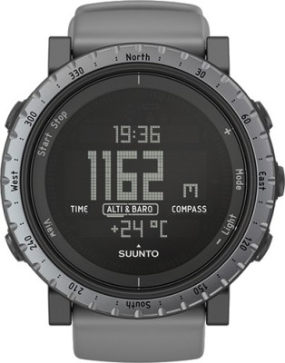 Suunto SS020344000 Core Digital Dusk Grey Smartwatch (Grey Strap)