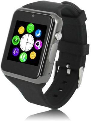 Maya S79 Smartwatch (Black Strap)