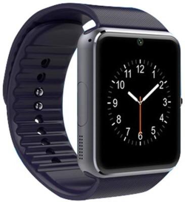Qtec SWT08 Smartwatch (Black Strap)