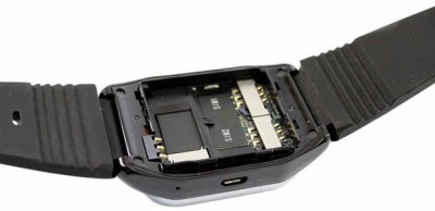 Maya KenXinDa W1 Smartwatch (Black Strap)