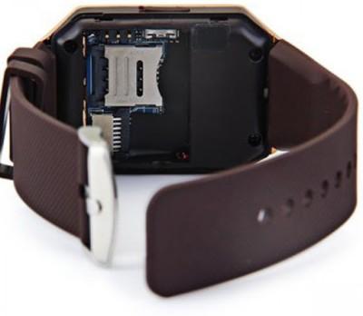 MDI Memory Notification Smartwatch (Gold Strap M)