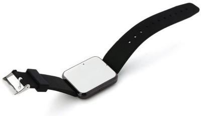 KOKO U8 Black Smartwatch (Black Strap)