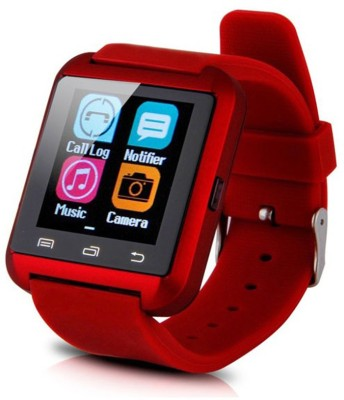 PremK New Red Smartwatch (Red Strap S)