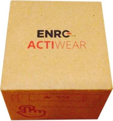 ENRG ACTIWEAR Smartwatch (Black Strap)