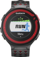 Garmin Forerunner 220 With HRM Smartwatch (Black, Red)