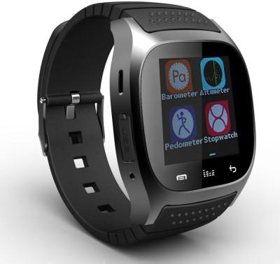 AJA Retail M26 Black Smartwatch (Black Strap Free Size)