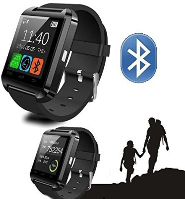 Vingaboy Smart Watch Smartwatch (Black Strap)