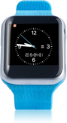 FindU FY01S Smartwatch (Blue Strap)