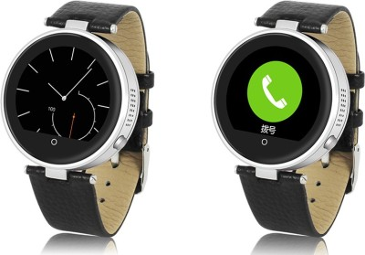 Kingshen Bluetooth watch S365 Smartwatch (Black Strap)