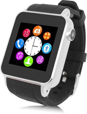 Kingshen Bluetooth Watch Phone S69 Smartwatch (Black Strap)