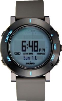 Suunto SS021372000 Core Digital Graphite Crush Smartwatch (Strap)