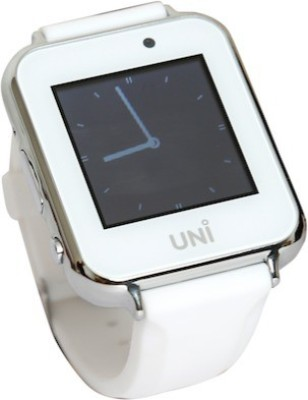 UNI N7100 Multipurpose Smartwatch (White, Blue, Green Strap)