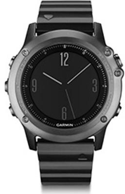 Garmin Fenix 3 Sapphire Smartwatch (Black Strap L)
