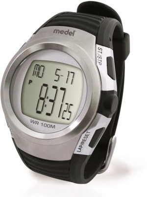 Medel Myo Trainer Smartwatch (Black Strap)