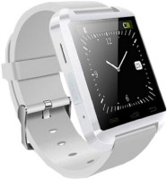 Like Star Bluetooth U8 Smart Watch White Smartwatch (White Strap)