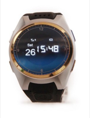 traikoo Eldro Smartwatch (Black Strap M-L)