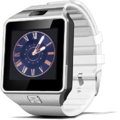 WDS SM02 Smartwatch (White Strap)