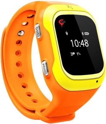 TRAK Trak Gps Watch Orange Smartwatch (Orange Strap M)